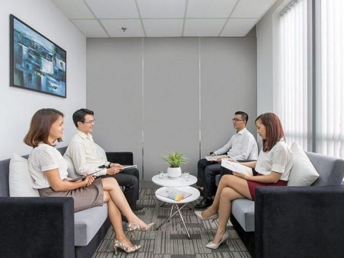 Địa điểm sang trọng giúp nâng tầm doanh nghiệp bạn.