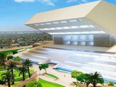 Thư viện Mohammed Bin Rashid - Dubai