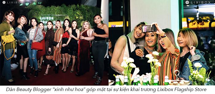 Có thật sự là Lixibox đã liên kết với các beauty blogger để PR