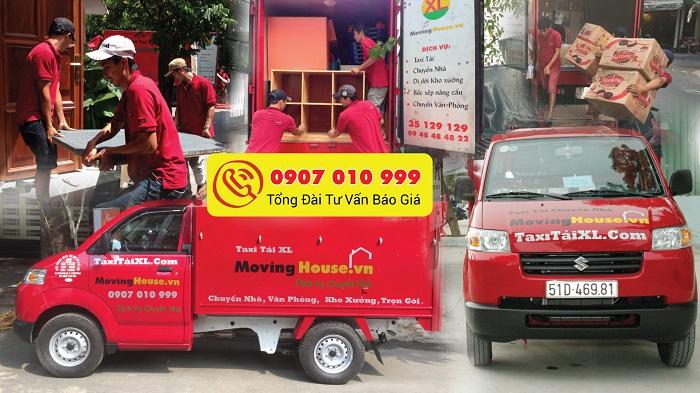 dịch vụ chuyển nhà Moving House