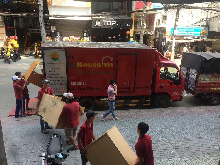 công ty chuyển nhà