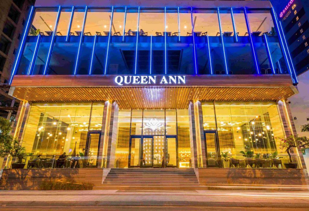 Khách sạn Queen Ann Nha Trang 5 sao