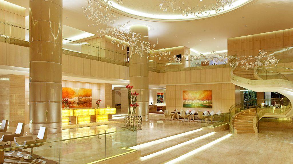 Sảnh chính khách sạn Sheraton Nha Trang