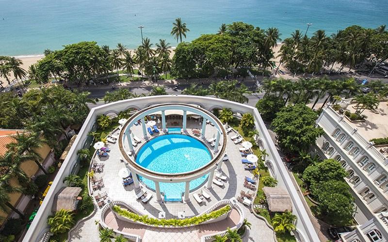 Khách sạn Sunrise Nha Trang 5 sao